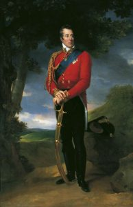 Baron François Gérard, Arthur Wellesley, 1st Duke of Wellington, 1814